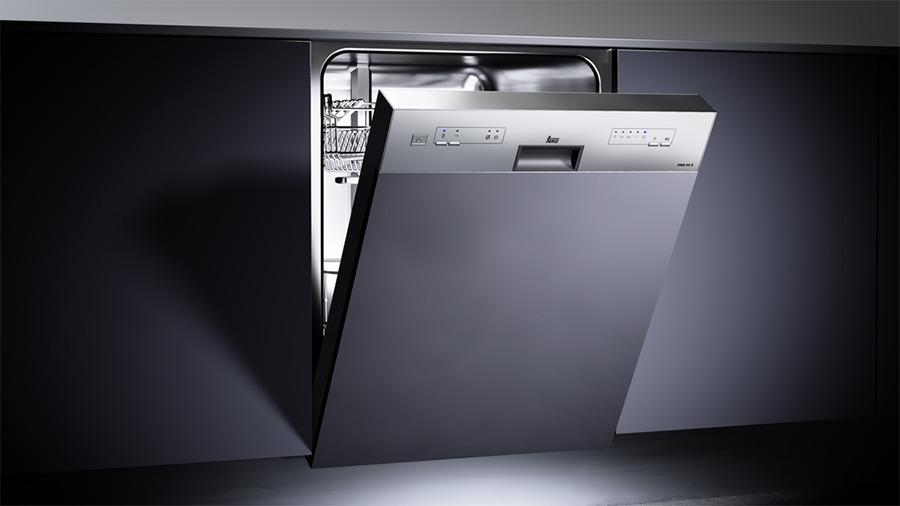Ảnh bề mặt máy rửa bát TEKA DW8 60S