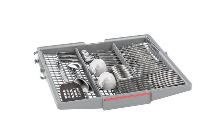 Giàn Variòlex Pro của máy rửa bát Bosch SMI68MS04E