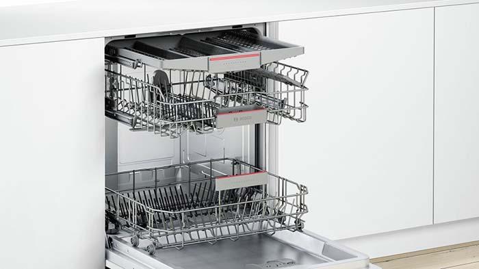 Đặc điểm nổi bật của dòng máy rửa bát Bosch
