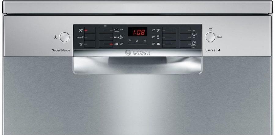 Tăng thời gian bảo hành của máy rửa bát Bosch SMS46MI05E