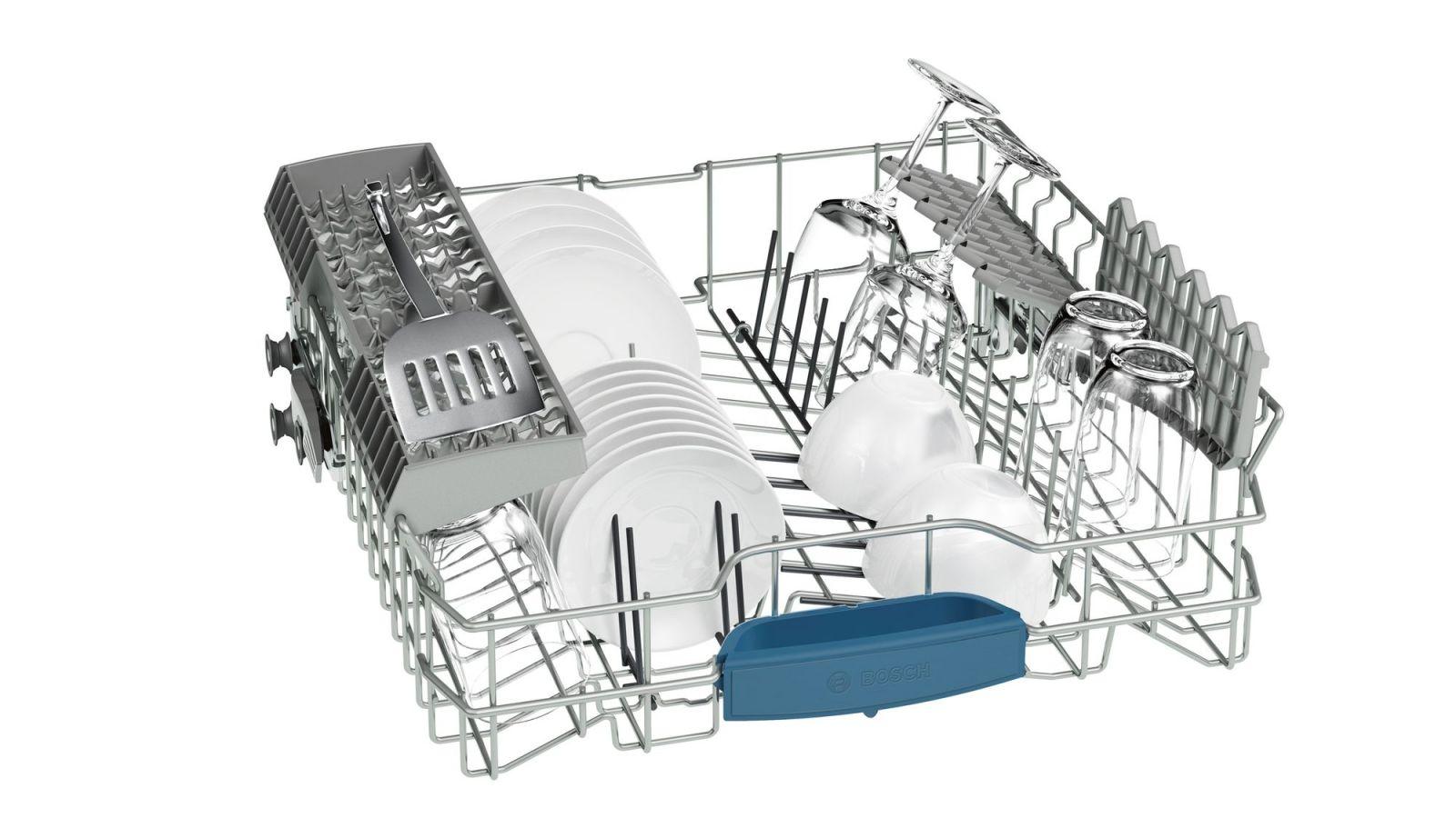 Hệ thống giỏ Vario Flex có thể gấp lại phù hợp với đồ dùng của mình