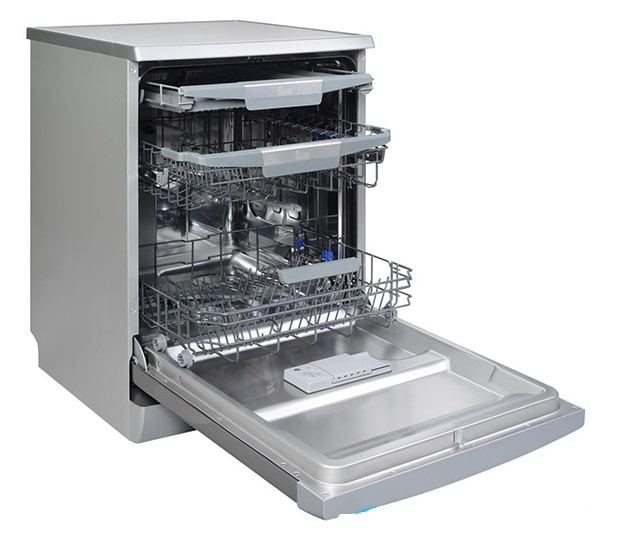 Ảnh hệ thống giàn rửa của máy rửa bát TEKA LP9 850