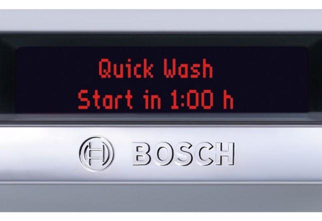 Tính năng hẹn giờ của máy rửa bát Bosch SMI46KS00E
