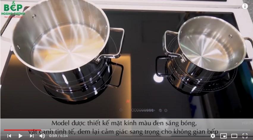 Ảnh bếp từ tại thị xã Kiến Tường, tỉnh Long An