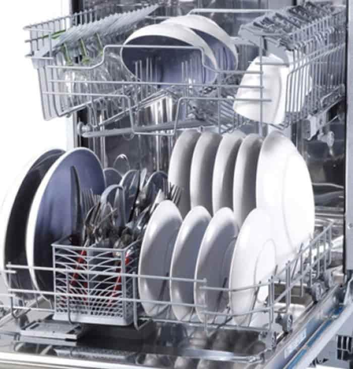 Teka DW8 55 FI được trang bị nhiều chương trình rửa hiện đại