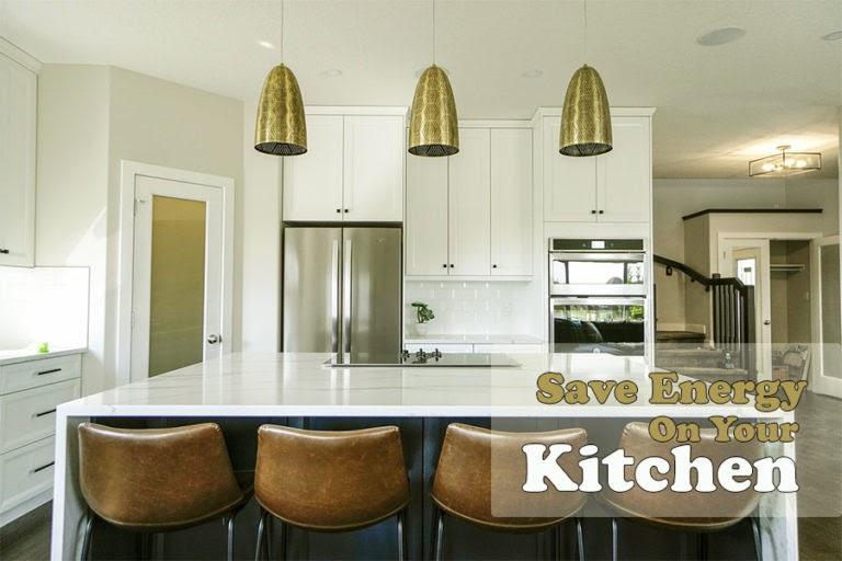 Tiết kiệm năng lượng chobếp nhà bạn