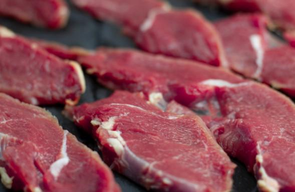 Làm thịt bò khô bằng lò nướng