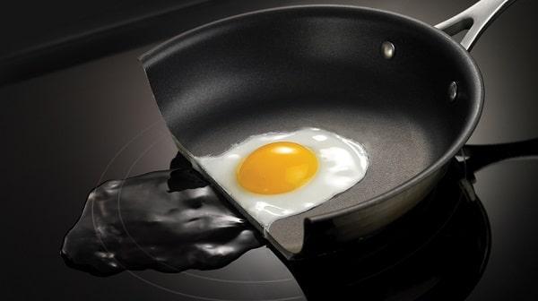 Tính năng tự động nhận diện vùng nấu của bếp từ