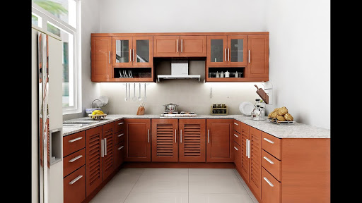 Không gian nhà bếp