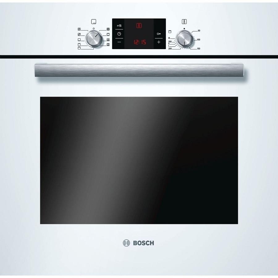 Chất liệu của lò nướng âm tủ Bosch HBA43S320E rất phù hợp với phong cách bếp Galley