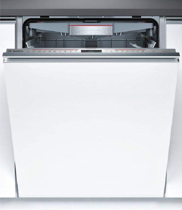 Máy rửa bát Bosch SMV68TX06E thuộc Serie 8 dòng lắp âm tủ