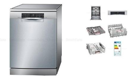 Bosch SMS68UI02E là dòng máy rửa bát bán chạy nhất