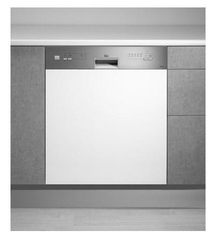 máy rửa bát Teka DW9 55 S chinh phục mọi khách hàng