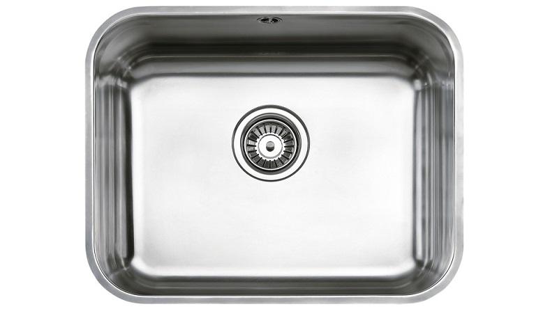 Chậu rửa inox TEKA BE 50.40.20 PLUS 3½ W/OVF