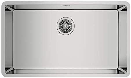 Chậu rửa inox TEKA BE LINEA RS15 71.40 3½ W/OVF SP