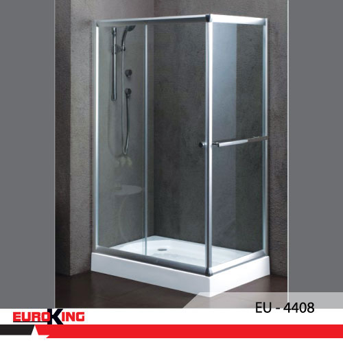 Bồn tắm đứng vách kính Euroking EU-4408