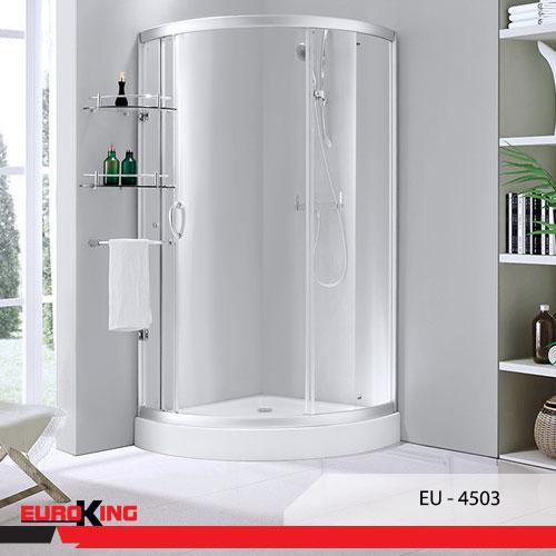 Bồn tắm đứng vách kính Euroking EU-4503
