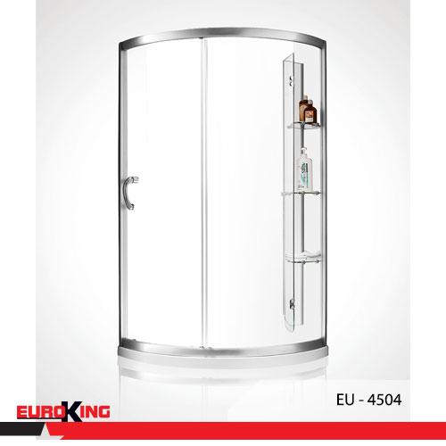Bồn tắm đứng vách kính Euroking EU-4504
