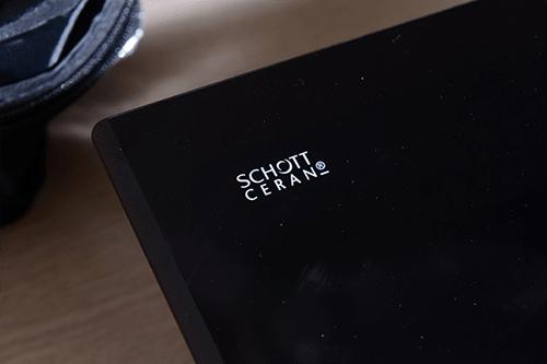 Mặt kính cường lực Schott ceran được nhập khẩu từ Đức