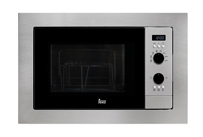 Teka TMW 18 BIH sở hữu nhiều chức năng nấu tiện dụng
