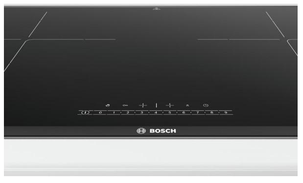 Hình ảnh bàn phím của bếp từBOSCH PPI82560MS