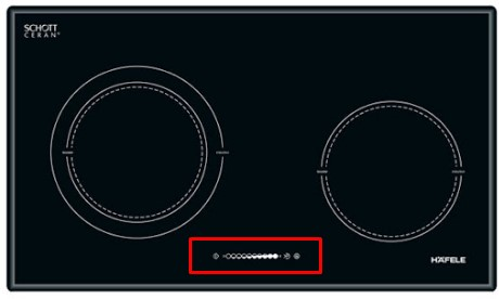 Bàn phím điểu khiển dảidạngtrượt của HAFELE HC-I772A 536.01.695