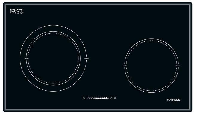 Hình ảnh thực tế bếp Hafele HC-I772A 536.01.695