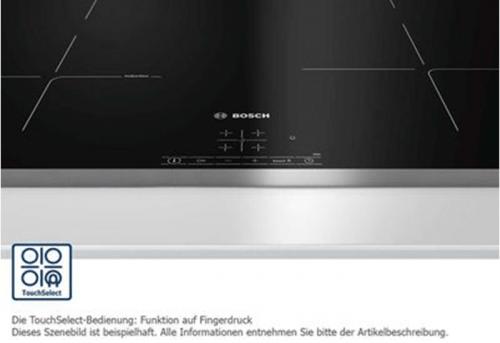 Bosch PID631BB1E giúp bạn nấu nướng một cách đơn giản