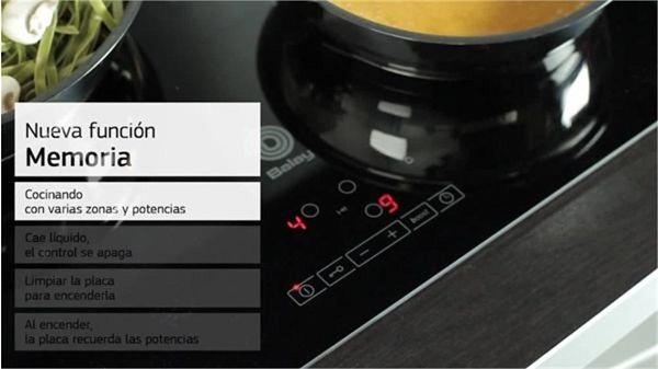 Bếp từBalay 3EB865XR thiết kế sang trọng