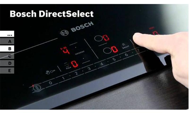 Bếp Bosch đáp ứng đầy đủ chức năng đặc biệt