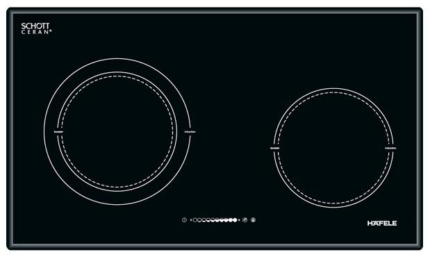 Hình ảnh chiếc bếp từHafele HC-I772A 536.01.695