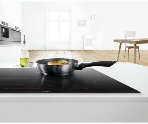 Hệ thống cảm biến giúp thức ăn trên bếp không bị cháy