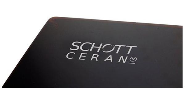 Mặt kính Schott Ceran cao cấp được sản xuất tại Đức