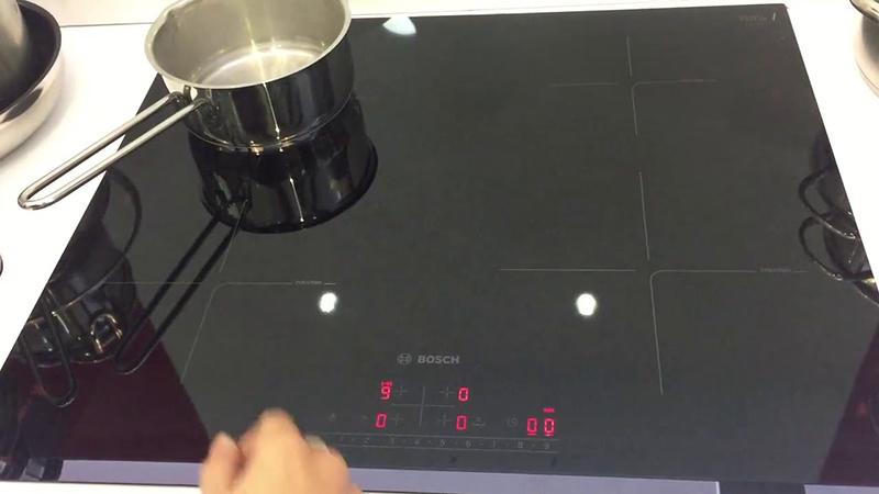 Hình ảnh thực tế của bếp từ BoschPXJ651FC1E