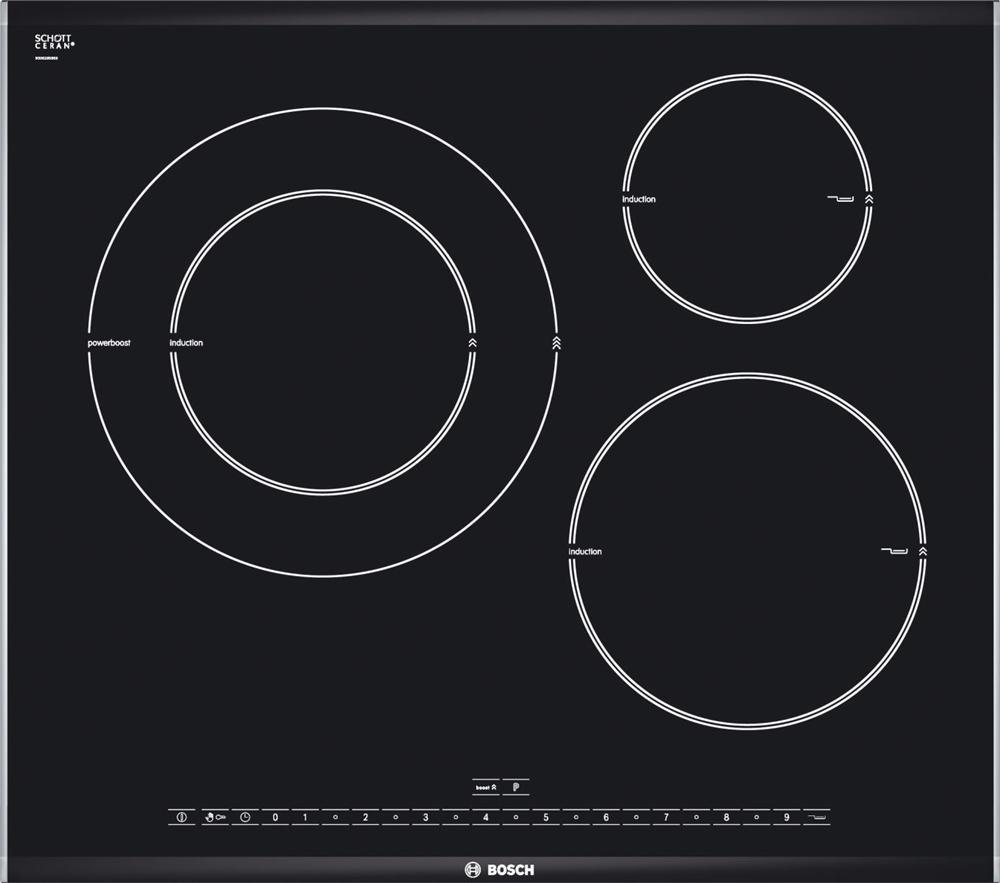Hình ảnh thực tế bếp từBosch PIK601N24E