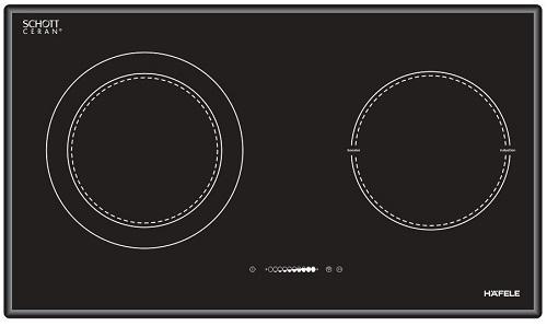 Hình ảnh bếp điện từ Hafele HC-M772B 536.01.815
