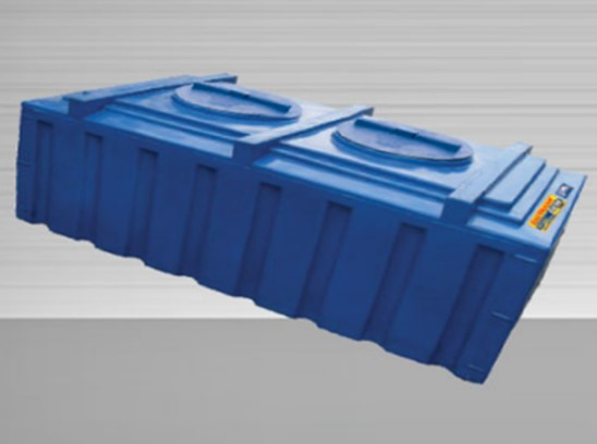Bồn nước nhựa vuông Tân Á TA 1000 EX