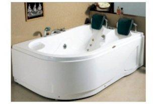 Bồn tắm góc massage đôi Tân Á RB803P
