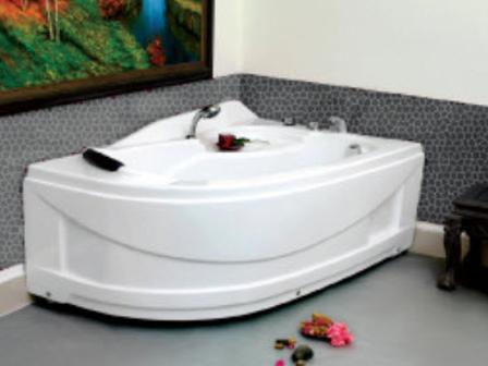 Bồn tắm góc massage đôi Tân Á RB804P