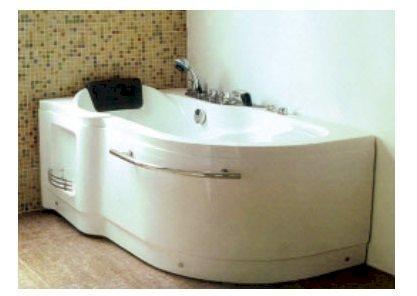 Bồn tắm góc massage đôi Tân Á RB805P