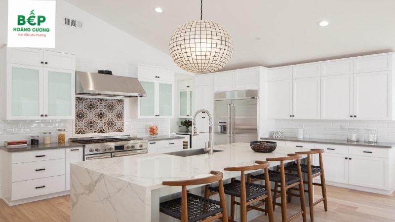 Thiết kế căn bếp thông minh