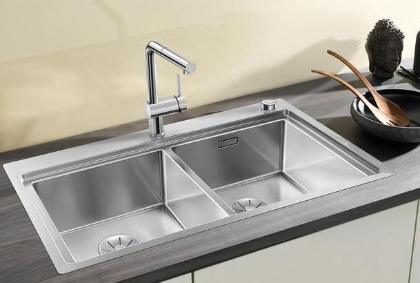 Chậu rửa bát Blanco DIVON II 8-lF0