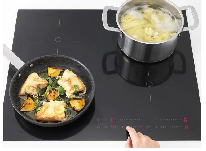 Công nghệ cảm ứng chiên, xào sẽ giúp bữa cơm của gia đình bạn trở nên đậm đà, hấp dẫn hơn
