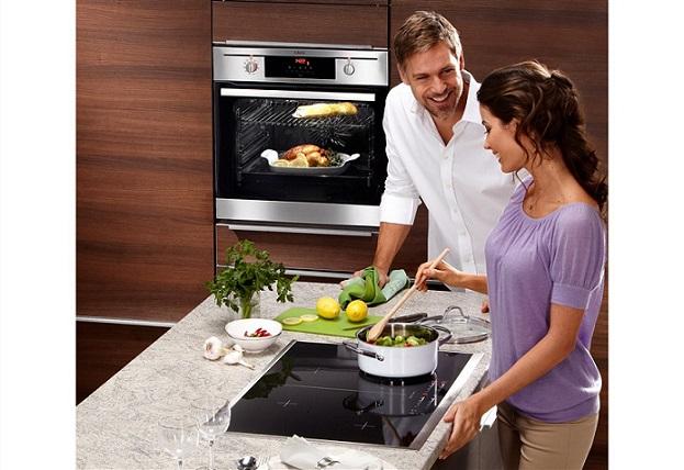 Bếp từ là lựa chọn hợp lýcho mọi gia đình
