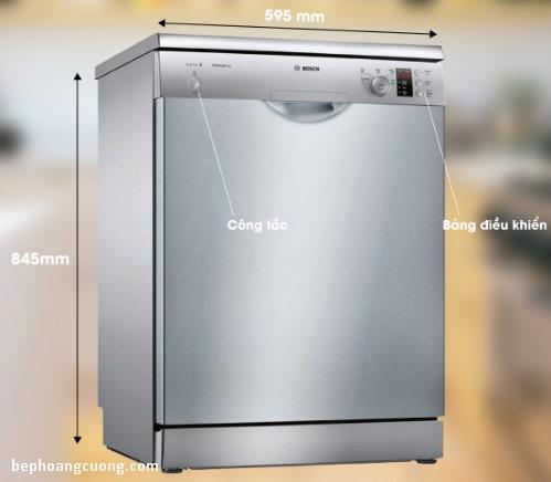 Hình ảnhmáy rửa bátBosch SMS25EI00G