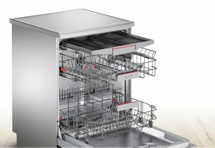 Hình ảnh thực tế máy rửa bát Bosch SMS68MI06E