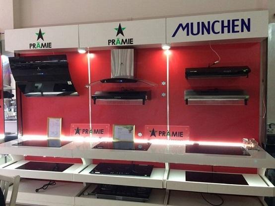Hình ảnh cửa hàng bếp từ tại huyện An Phú