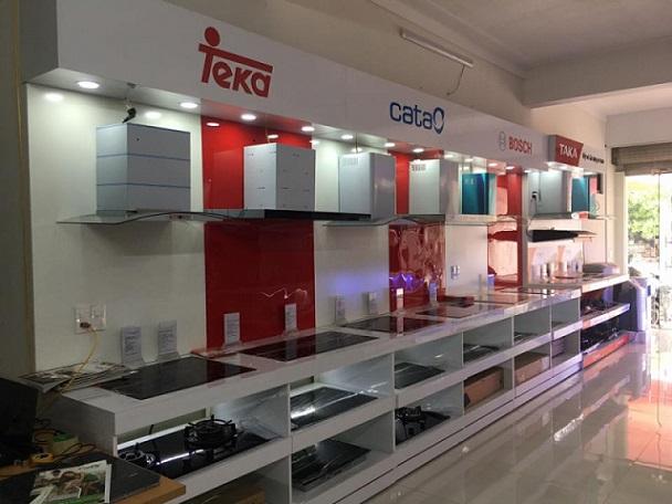 Cửa hàng bán bếp từ uy tin, chất lương tại Bạch Thông- Bắc Kạn
