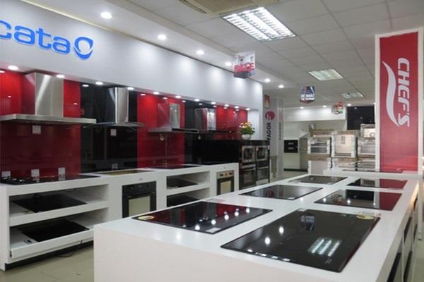 Cửa hàng bán bếp từ uy tín tại Côn Đảo, tỉnh Bà Rịa -Vũng Tàu