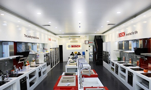 Cửa hàng bán bếp từ uy tin, chất lượng tại Lạng Giang